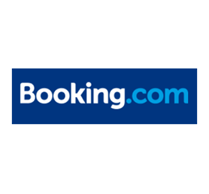 booking logo button